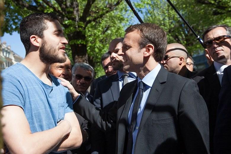 Emmanuel macron bagn res phototh que bagn res de bigorre - Office de tourisme bagneres de bigorre 65 ...