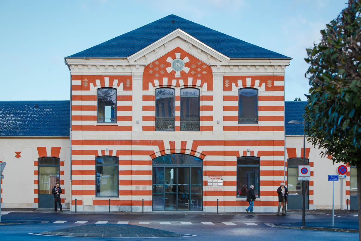 Ancienne gare bagn res de bigorre - Office de tourisme bagneres de bigorre ...
