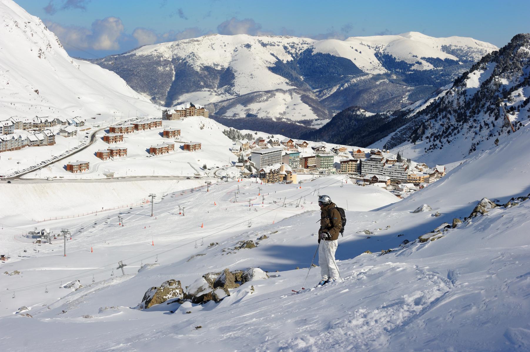Fili res et secteurs bagn res de bigorre - Office tourisme bagneres de bigorre ...
