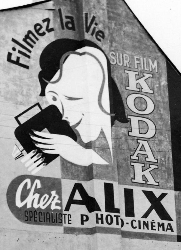 Magasin Alix -1955