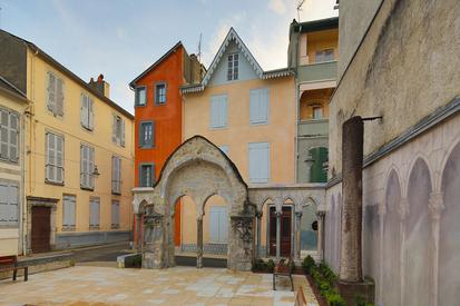 Ancien cloître St-Jean