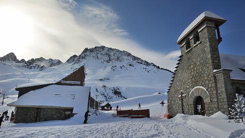 Chapelle de La Mongie