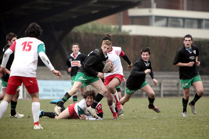 RUGBY - CADETS - STAGE BAGNERES BIARRITZ