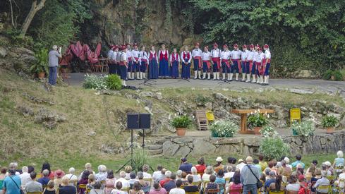 Chanteurs Montagnards d'Alfred Roland