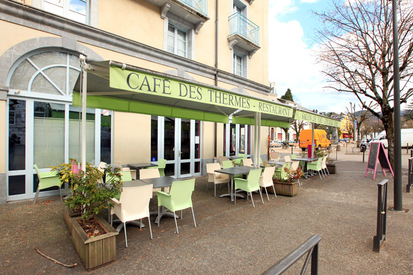 TERRASSE CAFE DES THERMES