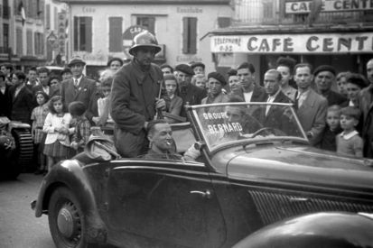 Retour de Jonzac - 2 septembre 1944